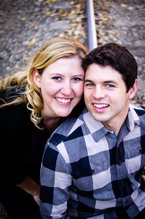 Kati and Dan Engagements