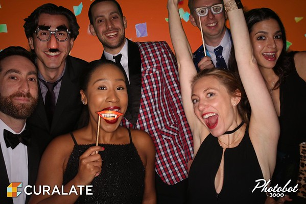 Curalate Holiday Party 2017