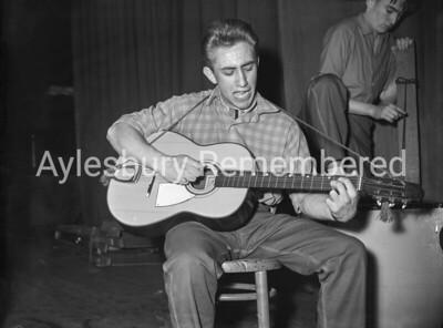 Aylesbury Skiffle Group, Mar 1957
