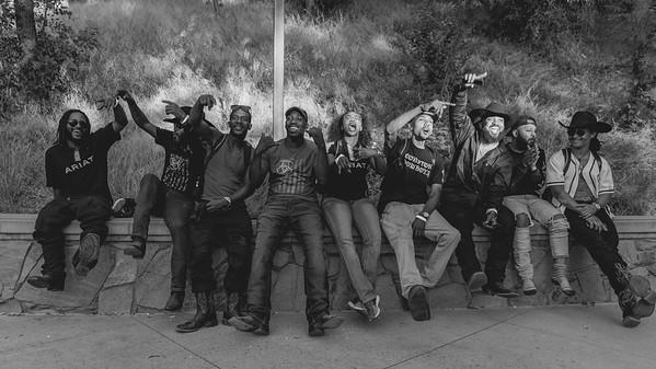 Compton Cowboys @ Bill Pickett Rodeo 2019