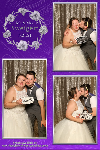 5.21.21 Mr and Mrs Sweigert