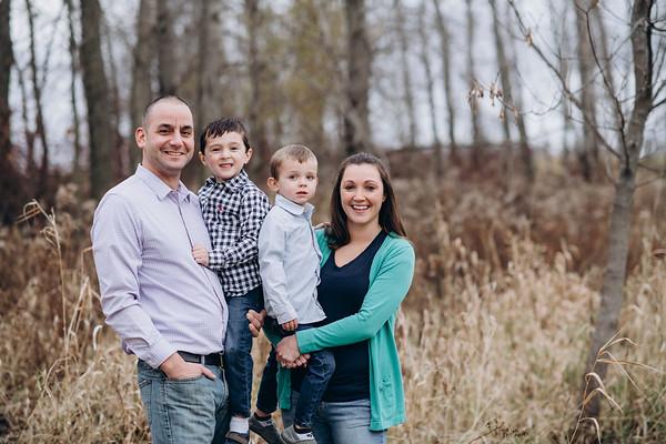 Meyer | Wisconsin Fall Family Photography