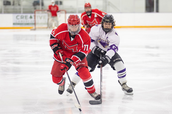 D2 Men's Ice Hockey: McKendree vs Maryville