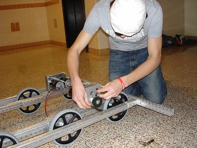 Build Week 3 -- 1-20-05