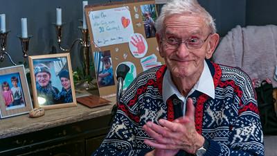 Oktober 2021: Der neunzigste Geburtstag von Opa Heinz