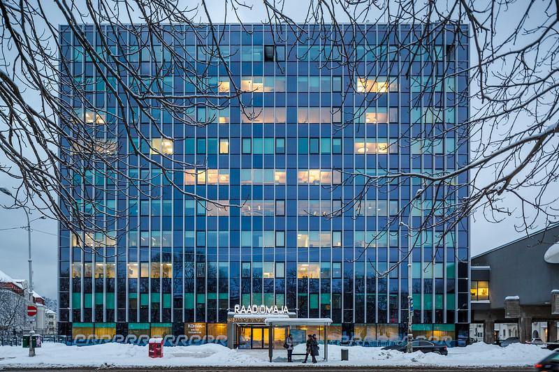 Raadiomaja, Eesti Rahvusringhääling