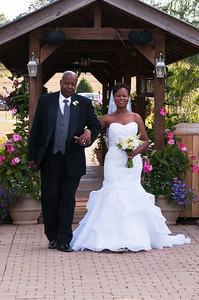DeAnna & A.B. Wedding - Ceremony