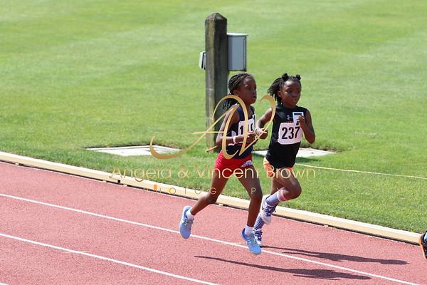 2017 AAU RegQual : Girls 1500m
