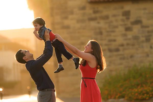 Maryam Family @ Stanford University