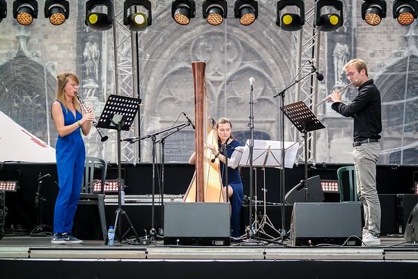 Joris Vercruysse, Ciel Lissens en Freya Bovijn