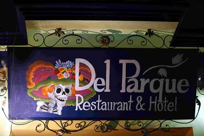 """- Hotêl, restaurant """" le Parc """", à Naolinco. - Hotêl, restaurante """" eL Parque """", a Naolinco. - Hotêl, restoring """"the Park"""", in Naolinco. - Hotêl, Restaurant """" der Park """" an Naolinco."""