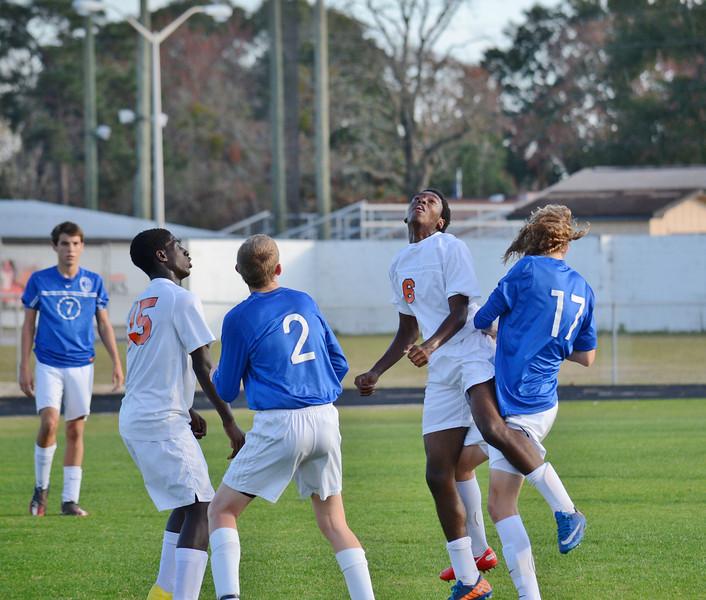 JV Soccer vs. Ridgeview