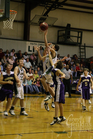 Faith vs Ranburne 08 -- Sr. Night