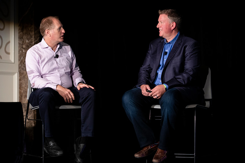 Intelligent RPA and Automation Stage	Ted Shelton, CEO, Catalytic & Chad Rich, Sr. Director IT, Commerical Applications & Innovation, E. & J. Gallo Winery	The Enterprise Automation Journey: Lessons learned with E&J Gallo
