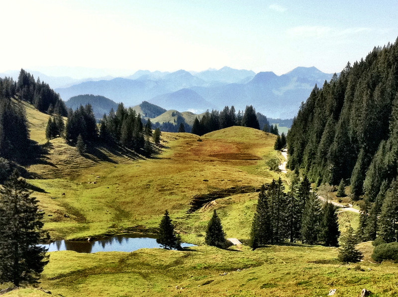 Von Priener Hütte (iPhone 4, Camera+ app, Clarity filter)