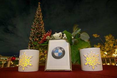 BMW Tree Lighting Party