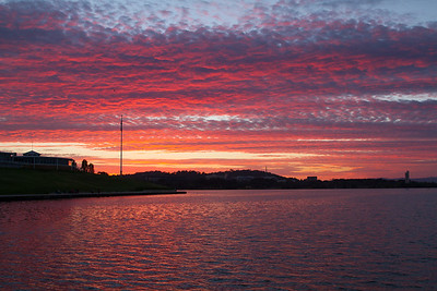 Canberra's Sunrises and Sunsets