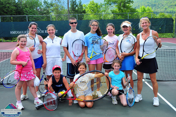 Wk. of Aug.8th- Tennis Camp