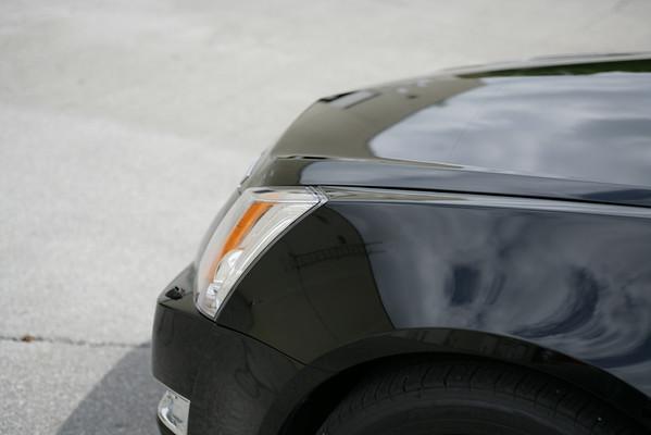 08 Cadillac CTS