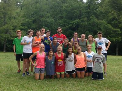 2014 Brevard Distance Runners Camp