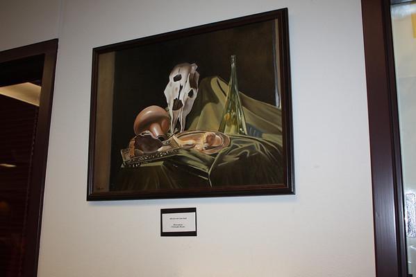 Faculty Art Show 2013