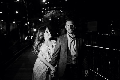 Fall Chicago Engagement Photos