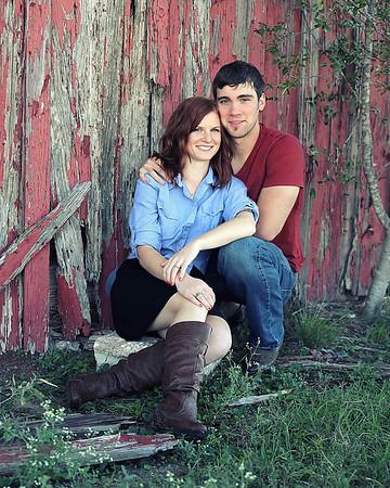 Eli and Aubrey