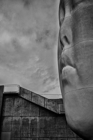Olympic Sculpture Park walk