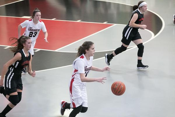 2020-01-08 Calvary Varsity Girls Basketball Game