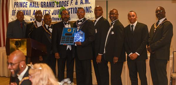 Prince Hall Grand Lodge Banquet 2019