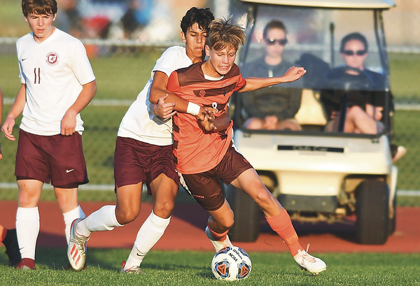 Jack Waters, Buckeye keep on rolling with win over Rocky River