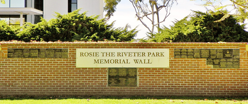 Long Beach, Rosie the Riveter Park