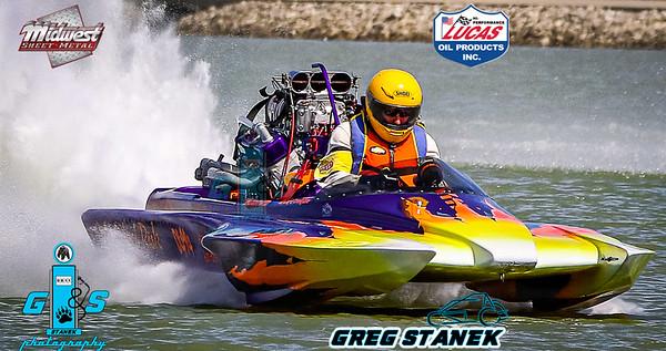 Drag Boats - Greg Stanek photos