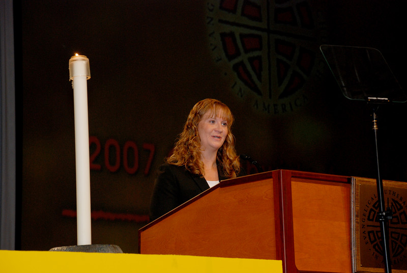 Morning prayer: Jessica M. McKee, ELCA Church Council member, Vancouver, Wash.