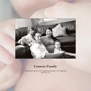 Cannon Family Album