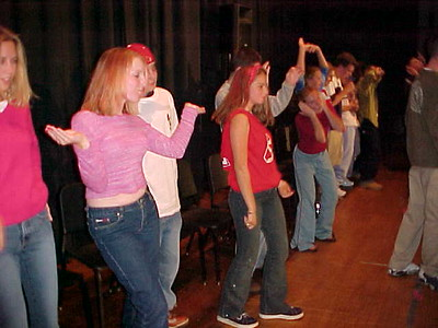 Lincoln High School... October 19, 2001