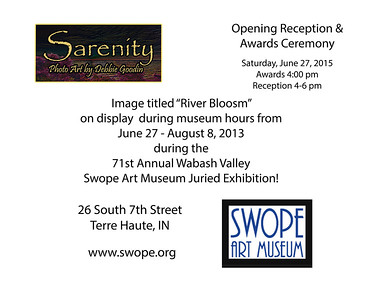 Swope Art Museum Juried Exhibition