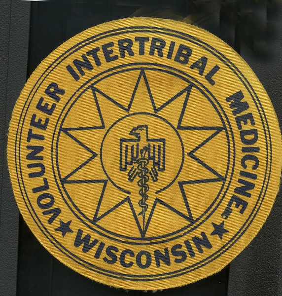 The Volunteer Intertribal Medicine  was a professional medical team in Wisconsin that set up medical clinics on reservations for the teaching and treating medical problems for the reservation people.