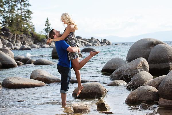 Chelsey & Dennis Engagement