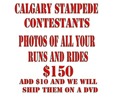 Calgary Stampede Special