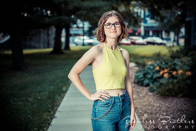 Liz High School Senior Portraits 2021