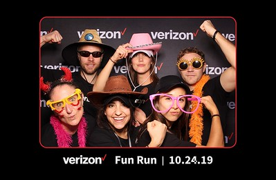Verizon Atlanta Fun Run - 102419