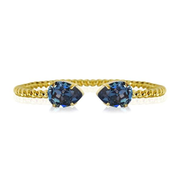 Mini Drop Bracelet / Montana Gold