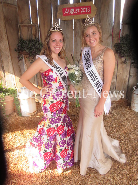 08-18-18 NEWS Defiance County Fair royalty