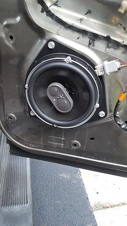 2006 Toyota Sequoia Rear Door Speaker Installation - USA