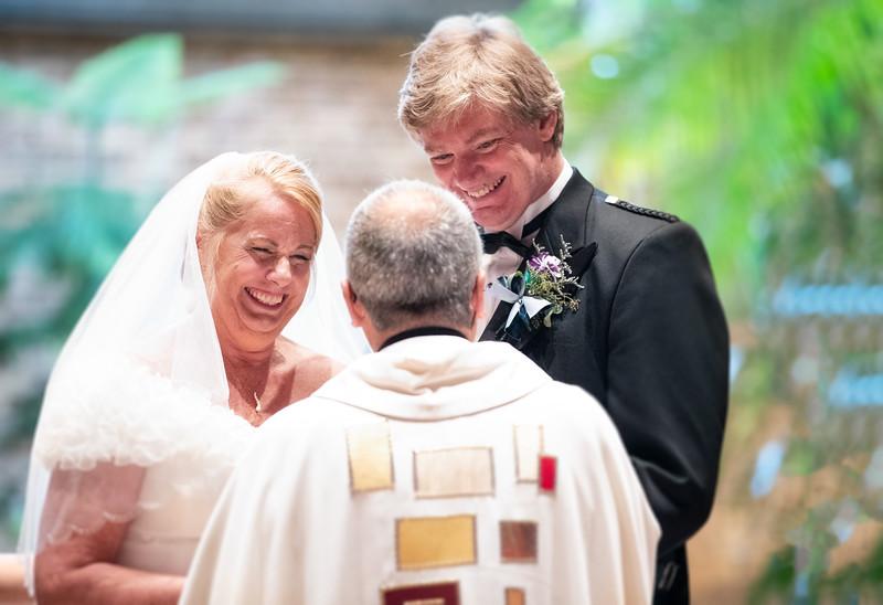 Happy at the altar.jpg