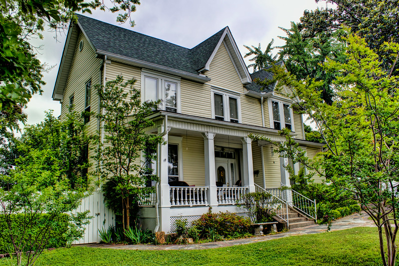 Dr. G.L. Cunningham House - Morrilton, AR ca. 1881