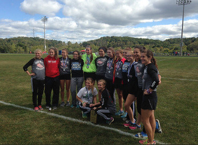 Cross Country @ Cambridge Invitational
