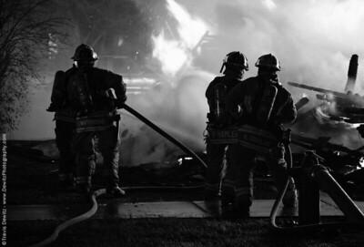 Eau Claire Fire Dept. Putnam Street Fire