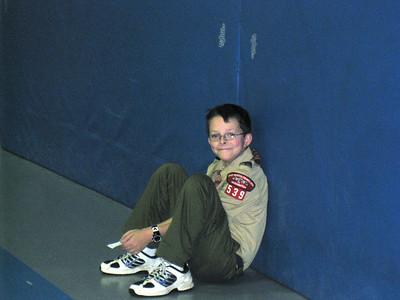 Brownsville VFW Program Color Guard - Nov 10